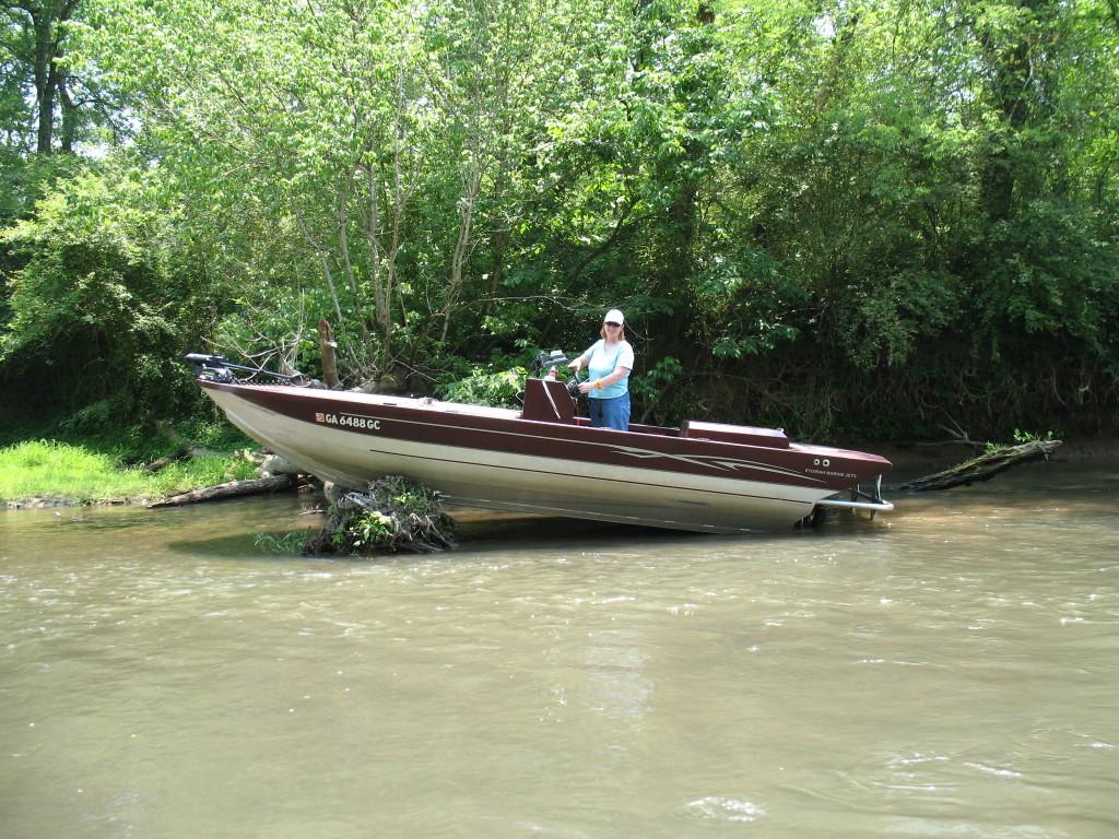 Chattahoochee river report north atlanta page 2 for Fishing in atlanta